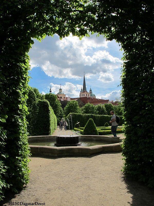 Valdštejnská zahrada #prague