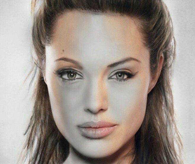 Angelina Jolie .....