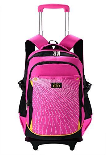 Best 25  Rolling backpacks for school ideas on Pinterest | Rolling ...