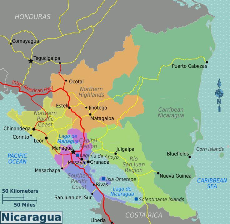 Nicaragua regions map.png