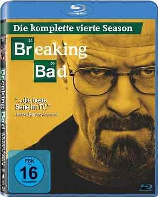 #Breaking bad - #season 4 [european #import / region 2] (blu-ray), very good cond,  View more on the LINK: http://www.zeppy.io/product/gb/2/132061771569/