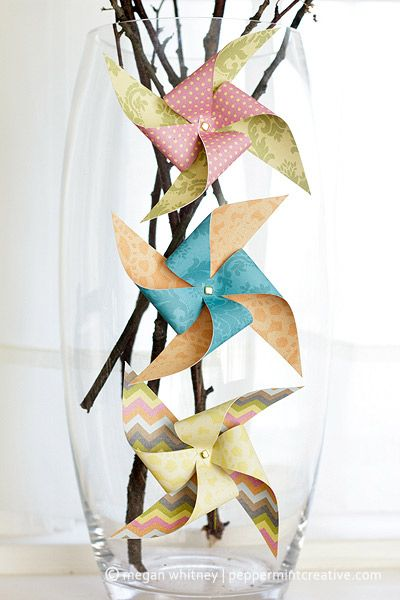 how to make the perfect pinwheel! from peppermint creative