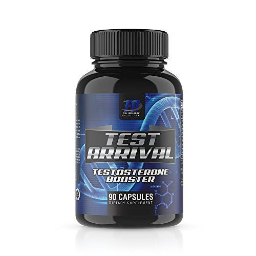 Test-Arrival-Natural-Testosterone-Booster-#testosterone