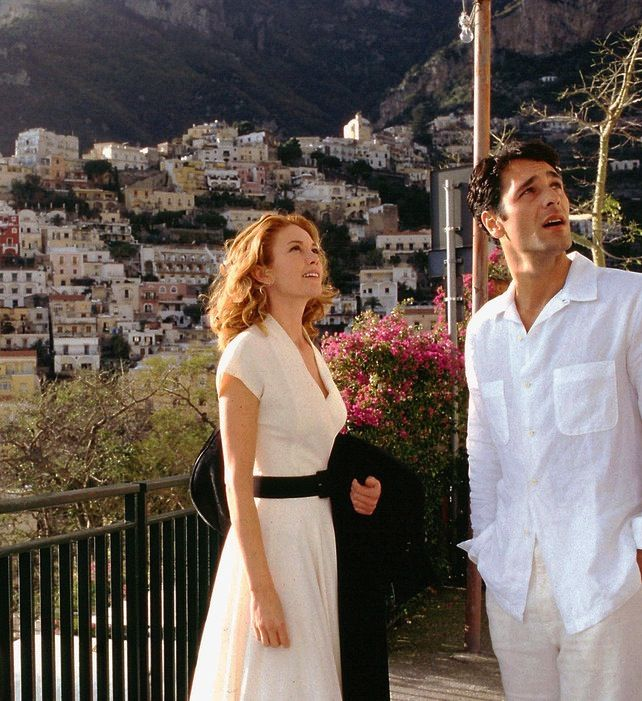 Under the Tuscan Sun (2003)- I've been looking for a replica of this dress for years.