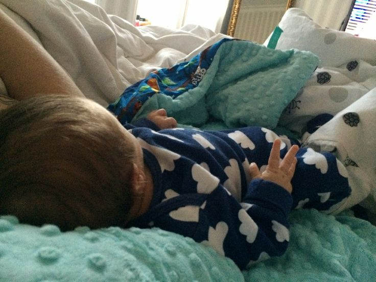 When they are born, they turn our world upside down, but in a magical way. We want to give them the whole universe. (On the photo Isabella Löwengrip's / Blondinbella's son Gillis with Loolyby blanket Night owls/tiffany) http://blondinbella.se/s=loolyby&submit=Sök