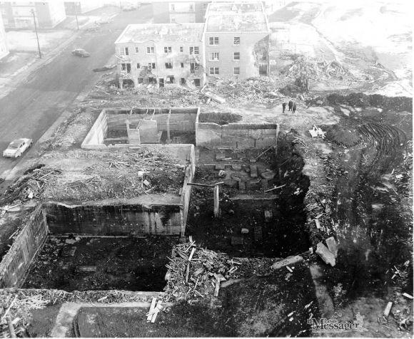 1er mars 1965 : Une explosion au gaz naturel tue 28 personnes dans SECURITE INCENDIE 123
