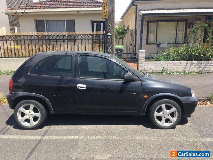 2002 Holden Barina unregistered #holden #barina #forsale #australia
