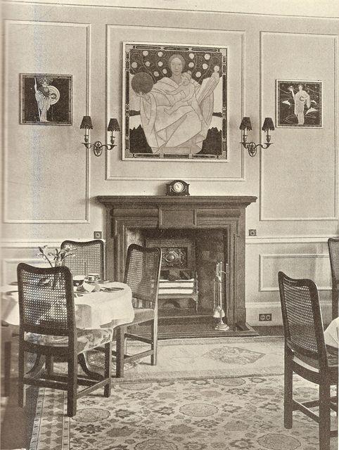 Tea room interior at crawford 39 s edinburgh designed by for Room interior design edinburgh