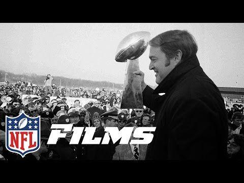 Chuck Noll Shapes the Steelers Dynasty | Chuck Noll: A Football Life | NFL - YouTube
