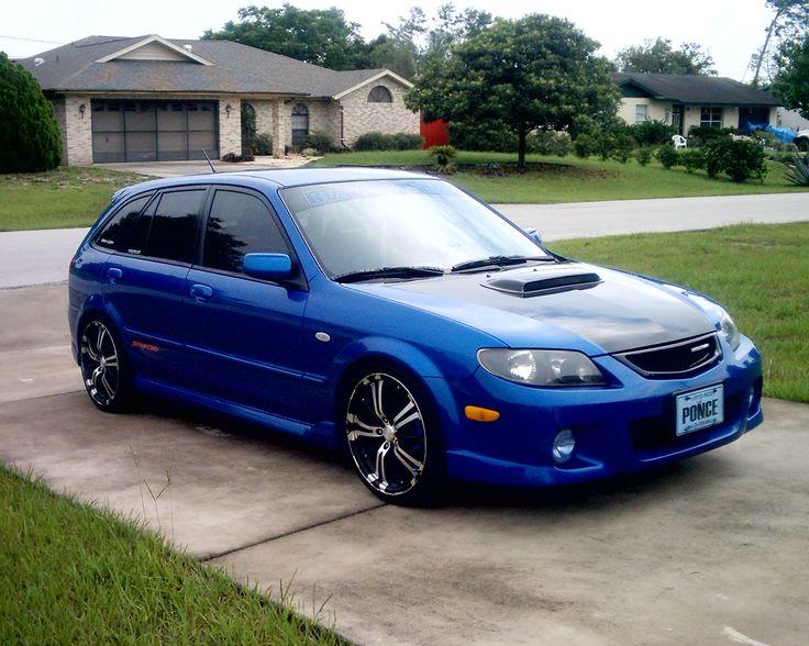 2003 Mazda Protege5 4 Dr STD W ...