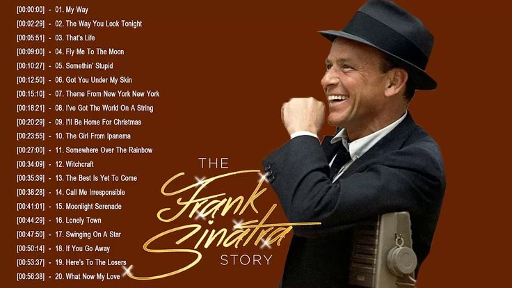 Frank Sinatra Greatest Hits - Frank Sinatra Best Of - Frank Sinatra Top ...