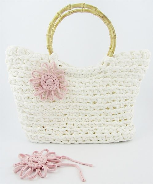 El blog de Dmc: Tutorial bolso de ganchillo XL con Hoooked: Crochet Trapillo, Crochet Knitted Bags Baskets, Projects, Crochet Bags, Bags Crochet, Crochet Knit Handbags, Crochet Handbags, Crochet