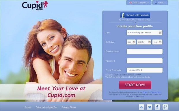 Dating own site start web