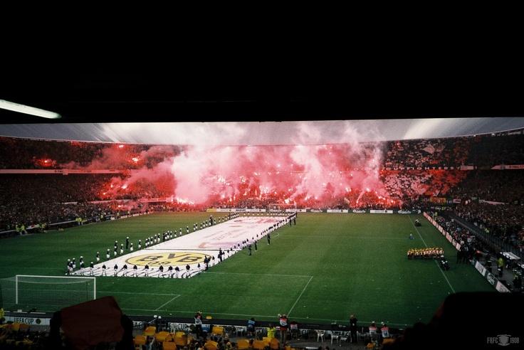 Feyenoord-Dortmund UEFA Cup Finale 2002.