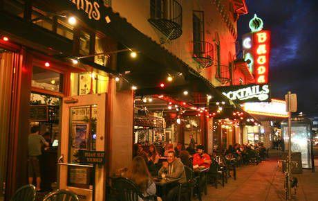 Photo Outside Of Popular Pub In Portland, OR - Bagdad Theater & Pub