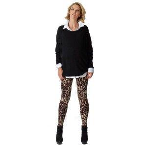 One size maternity knit #ohswag #stylishmamas #mamafashion