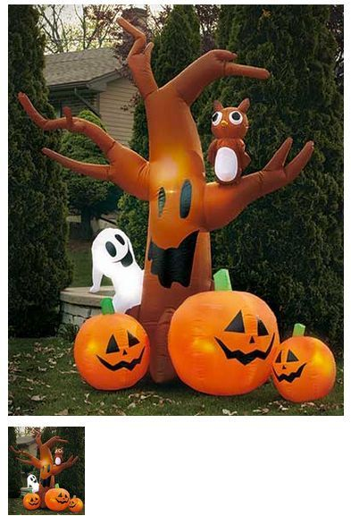 Best images about halloween inflatables on pinterest