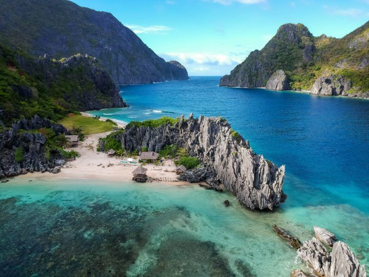 The 5 Best Adventurous Places To Visit In The Philippines Philippines Travel Palawan Island Cheap Honeymoon Destinations