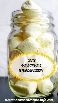 Maak je eigen milieuvriendelijke vaatwastabletten. Snel en lekker fris met citroen etherische olie.