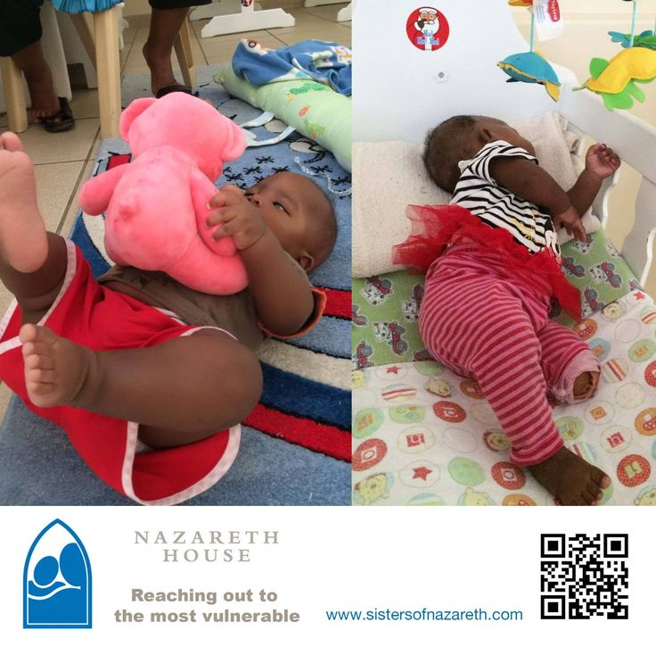 Support our Children's Program. If you could see little *Thandi for yourself, it would likely bring tears to your eyes. It seems so unfair that a child should have to go through, and live with, an amputation at such a young age. The sight of her little leg with no lower half is shattering.