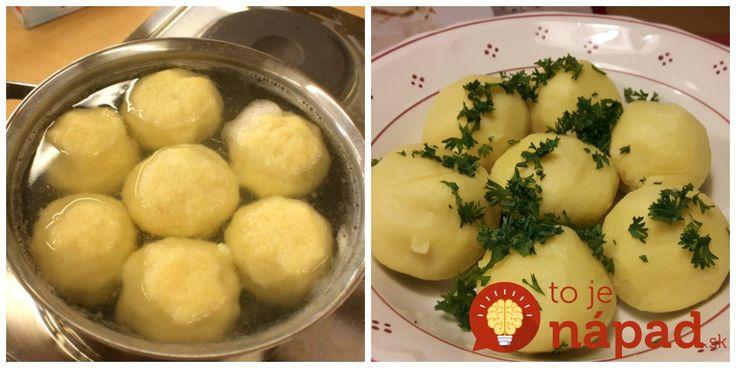 Tieto zemiakové knedličky sú jednoducho výborné. Jemné, lahodné a môžete ich používať na slano, na sladko, plniť, alebo podávať len ako prílohu. Obstoja však aj ako hlavné jedlo. :-)