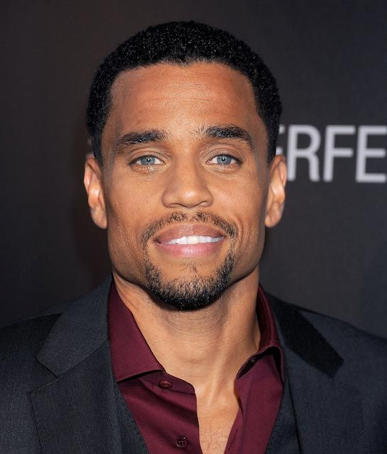 American actor, Michael Ealy...