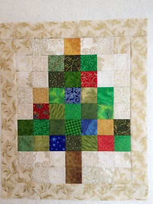 A Quilt and A Prayer: Piecing with a Twist!