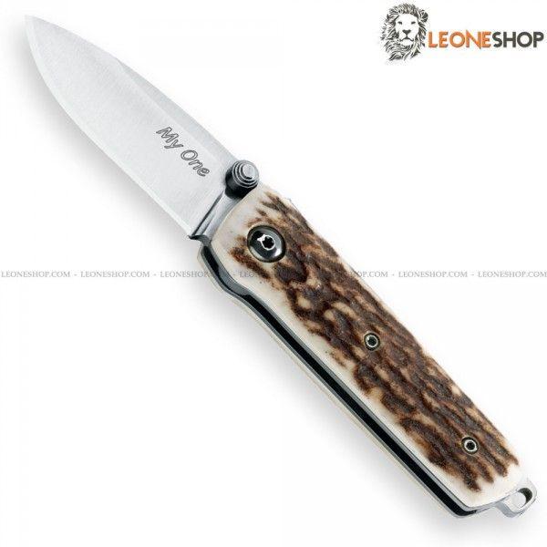 Fox Folding Knife My One Stag 279CE