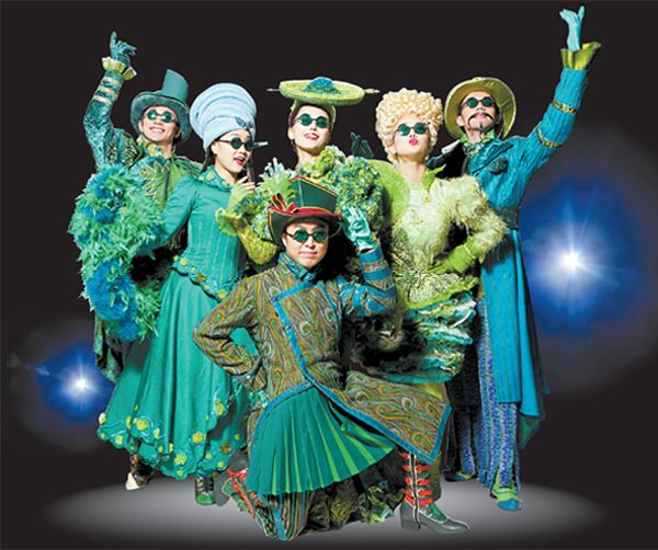 Wardrobe for musical a 'Wicked' lot of work-INSIDE Korea JoongAng Daily