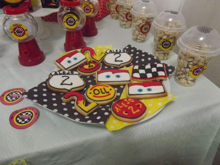 Cookies Cars