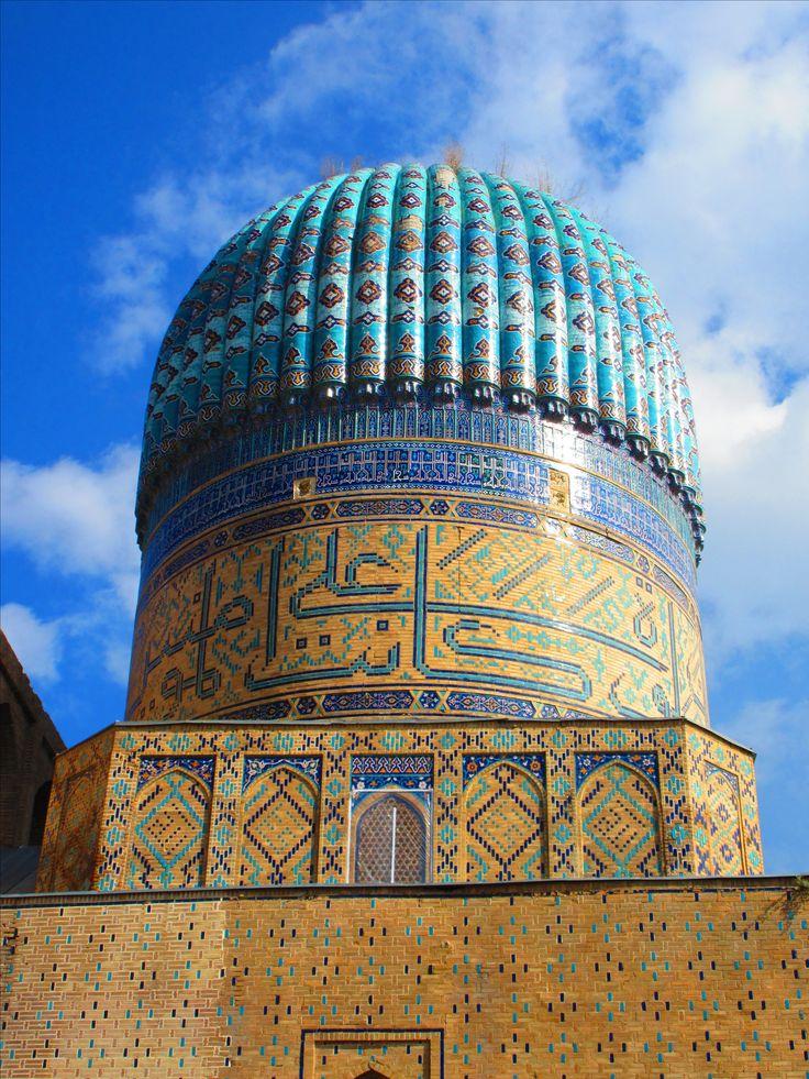 Mosquée Bibi-Khanym