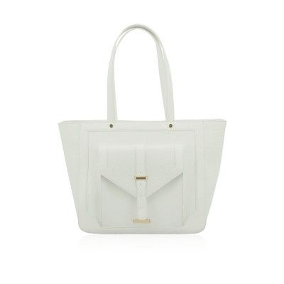The Haweswater Bag by LYDC in White
