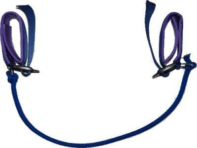 """Эспандер для ног """"Стройняшка-1"""" (2 мягкие манжеты, резиновй шнур). Предназначен для тренировки внутр. и внешней поверхности бедра, ягодиц 03-30 http://ozama24.ru/products/909-espander-dlya-nog-strojnyashka-1-2-myagkie-manzhety-rezinovj  Эспандер для ног """"Стройняшка-1"""" (2 мягкие манжеты, резиновй шнур). Предназначен для тренировки внутр. и внешней поверхности бедра, ягодиц 03-30 со скидкой 166 рублей. Подробнее о предложении на странице…"""