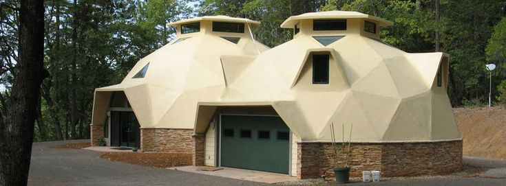 For over 39 years American Ingenuity (Ai) has been manufacturing Geodesic Dome Kits with prefab panels for homes or businesses. 225 mph Wind &
