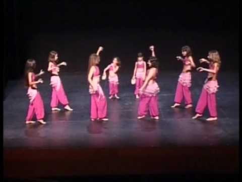 Danza del vientre kids belly dance - Baules infantiles ...