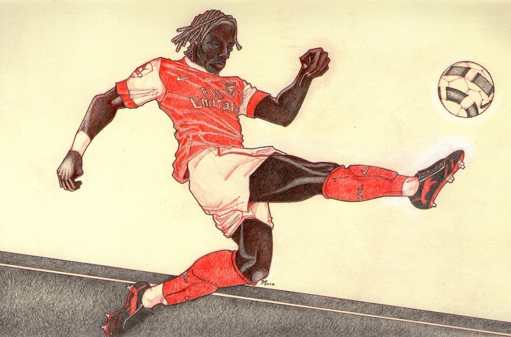 Bacary Sagna by 11cannons.blogspot.com