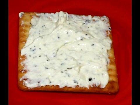 ▶ Cream Cheese de KEFIR - YouTube