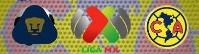 Blog de palma2mex : Liga MX Partido de vuelta Pumas vs América