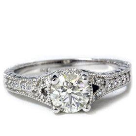 Vintage Diamond Ring  Beautiful!!