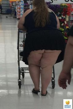 WARNING THIS POST CONTAINS CRAZY HUMAN BEHAVIOR AND DRESS FROM SHOPPERS AT WALMART Walmartians are so active I have to share more … Have been saving images of shoppers at Walmart for years no… https://beartales.me/2016/05/11/walmartians-please-stop-it/