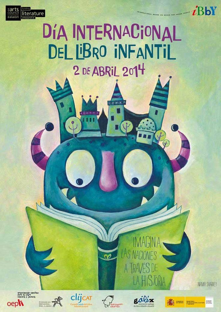 El 2 de abril celebramos el día internacional del libro infantil
