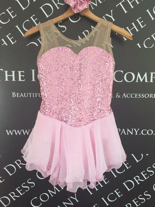 The Ice Dress Company, Ice Skating Dresses, figure skating dresses, practice dresses, custom made ice dance dresses and competition dresses