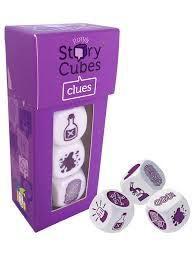 Story Cubes - mix Clues €4,95