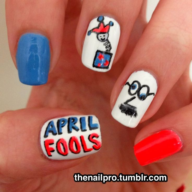Nail Ideas For April: 37 Best Other Holiday Nail Art Images On Pinterest