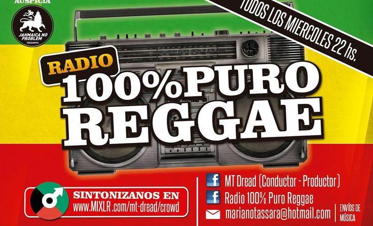 100% PURO REGGAE RADIO !!!!!!!!! MIERCOLES 22 HS !!!!!!!http://mixlr.com/mt-dread/crowd http://blakkrosemusic.org/shows