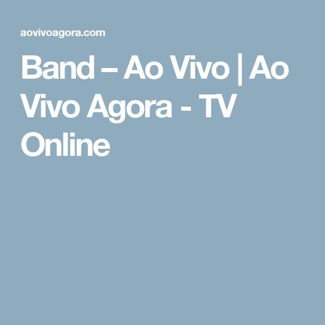 Band – Ao Vivo | Ao Vivo Agora - TV Online