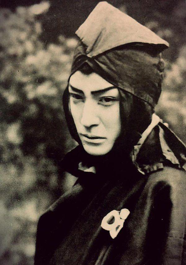 阪東妻三郎 -Tsumasaburō Bandō - (1901.12.14-1953.7.7)