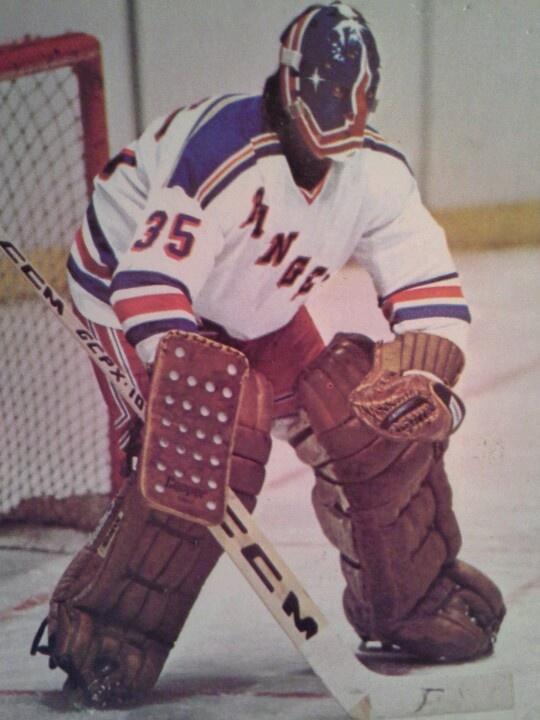 Steve Baker / New York Rangers