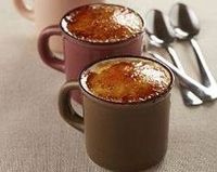 Crème brûlée au micro-onde (facile, rapide) - Une recette CuisineAZ