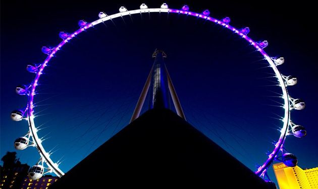 the linq high roller price